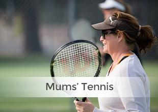 Mums Tennis