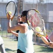 Mum's Tennis Coaching Manly